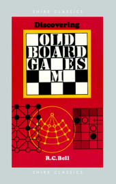 Discovering Old Board Games Cover