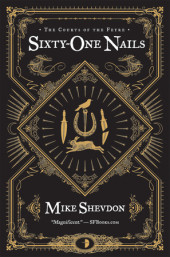 Sixty-One Nails Cover