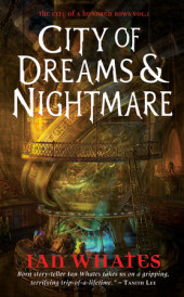 City of Dreams & Nightmare Cover