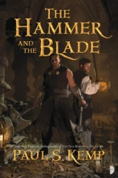 The Hammer and the Blade Cover