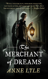 The Merchant of Dreams Cover