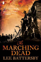 The Marching Dead Cover