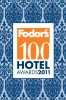 Fodor's 100 Hotel Awards 2011
