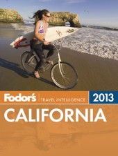Fodor's California 2013 Cover