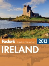 Fodor's Ireland 2013 Cover