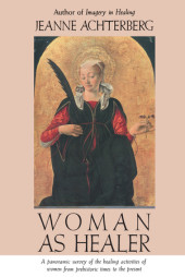 Woman as Healer Cover