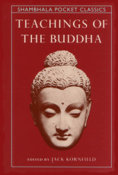 Teachings of the Buddha Cover
