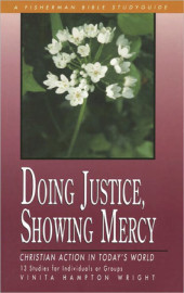 Doing Justice, Showing Mercy Cover