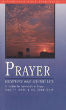 Prayer by Timothy Jones