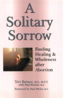 A Solitary Sorrow by Teri Reisser
