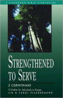 Strengthened to Serve by Jim Plueddemann
