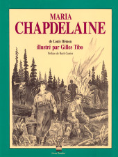Maria Chapdelaine (French) Cover