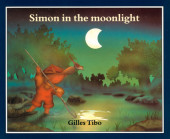 Simon in the moonlight Cover