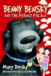 Benny Bensky and the Perogy Palace Cover