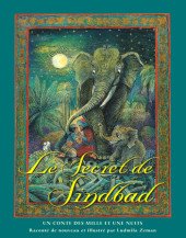 Le Secret de Sindbad Cover