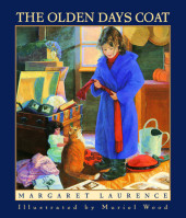 The Olden Days Coat Cover