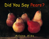 Did You Say Pears? Cover