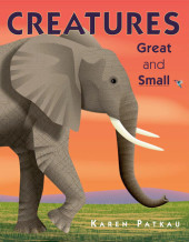Creatures Great and Small Cover