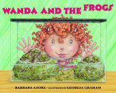 Wanda and the Frogs Cover