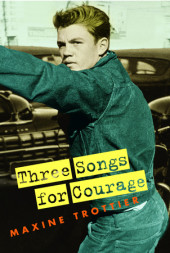 Three Songs for Courage Cover