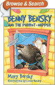 Benny Bensky and the Parrot-Napper