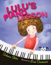 Lulu's Piano Lesson Cover