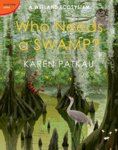 Who Needs a Swamp? Cover