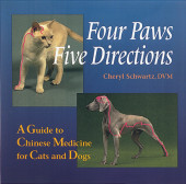 Four Paws, Five Directions Cover