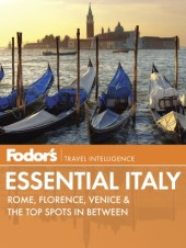 Fodor's Essential Italy Cover