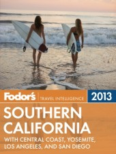 Fodor's Southern California 2013 Cover