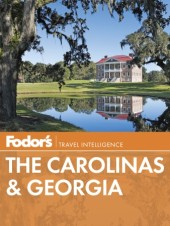 Fodor's The Carolinas & Georgia Cover