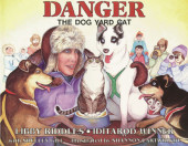 Danger The Dog Yard Cat Cover