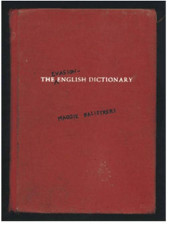 The Evasion-English Dictionary Cover