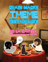 Crazy, Wacky Theme Restaurants Cover