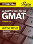 Verbal Workout for the GMAT, 4th Edition�