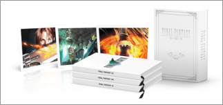 FINAL FANTASY Box Set (FFVII, FFVIII, FFIX)