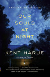 Cathy Haruf on Her Husband's Final Novel, Our Souls at Night: An Exclusive Q&A