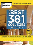 The Best 381 Colleges, 2017 Edition