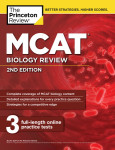 MCAT Biology Review, 2nd Edition�