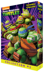 Teenage Mutant Ninja Turtles Collection #1 (Teenage Mutant Ninja Turtles)