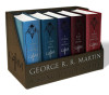 Gifts For the Geek | Day 6: George R. R. Martin Leather Box Set