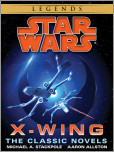 The X-Wing Series: Star Wars 10-Book Bundle
