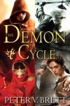 Sunday Rec: The Demon Cycle by Peter V. Brett