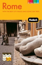 Fodor's Rome, 8th Edition Cover