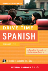 Drive Time Spanish: Beginner Level Cover