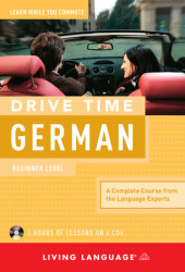 Drive Time: German (CD) Cover