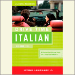 Drive Time Italian: Beginner Level