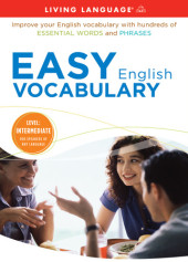 Easy English Vocabulary Cover