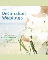Fodor's Destination Weddings Cover