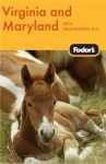 Fodor's Virginia and Maryland, 10th Edition